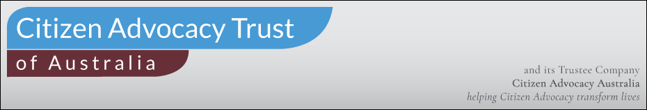 Citizen Advocacy Trust Logo